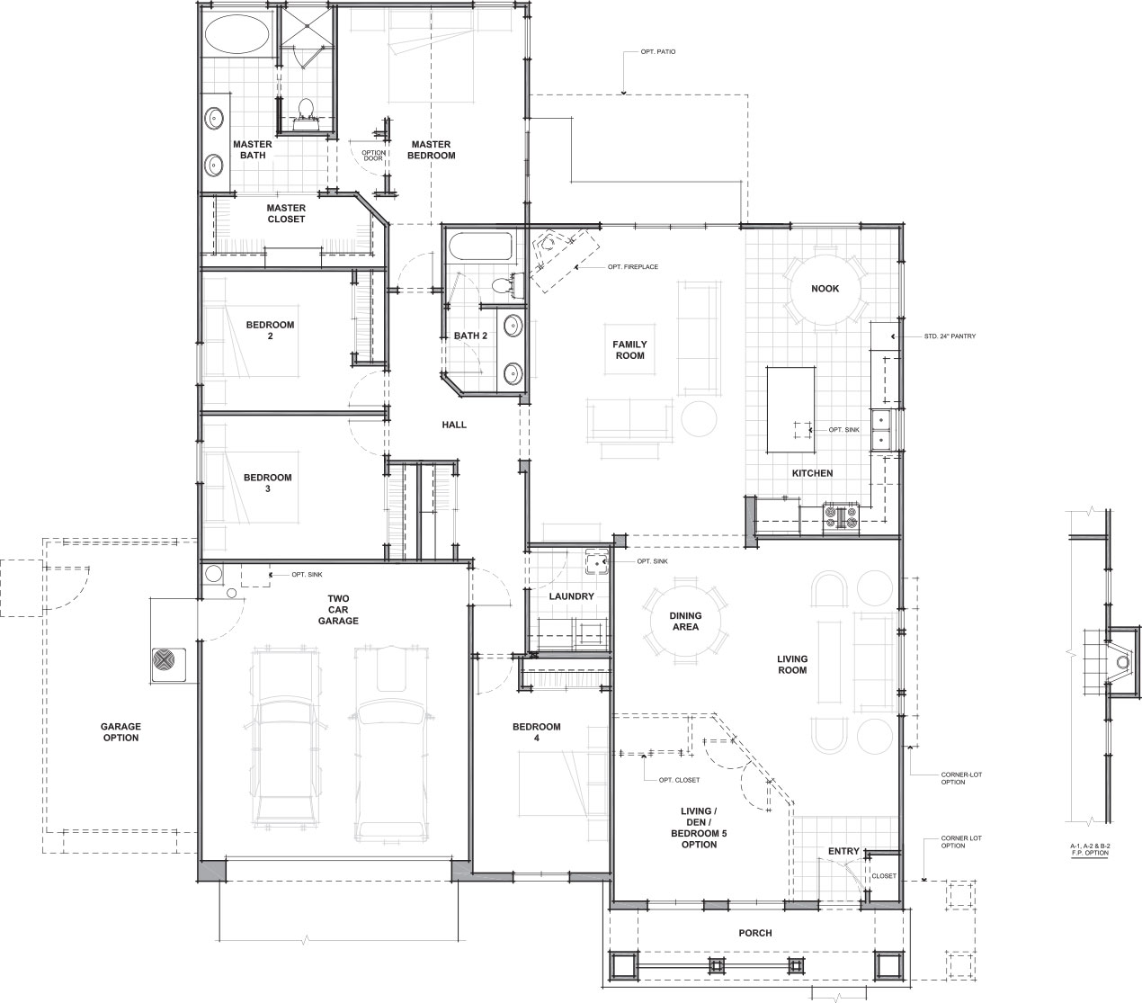 Newport Floor Plan Jkb Living