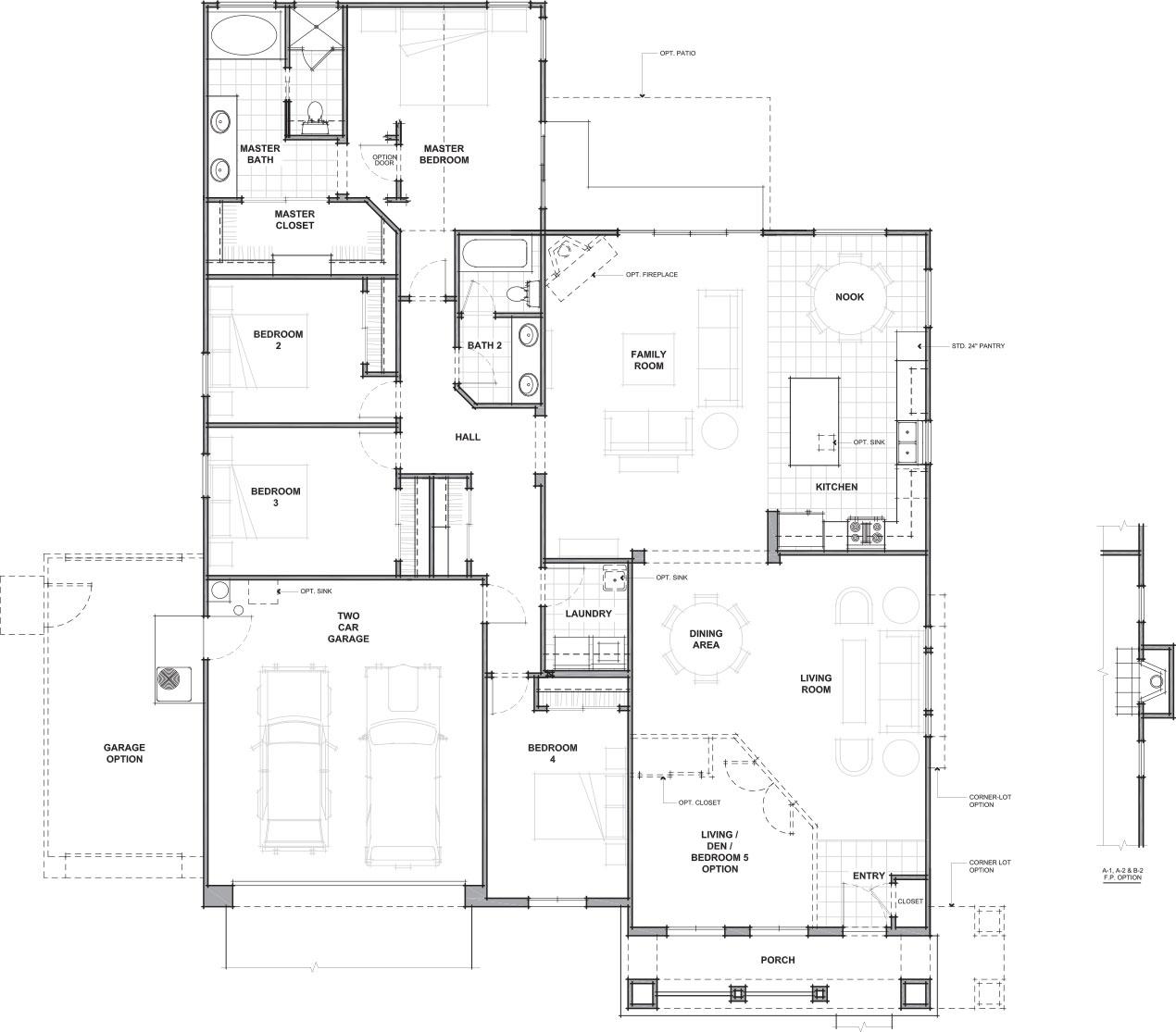 Newport floor plan jkb living for Covington floor plan