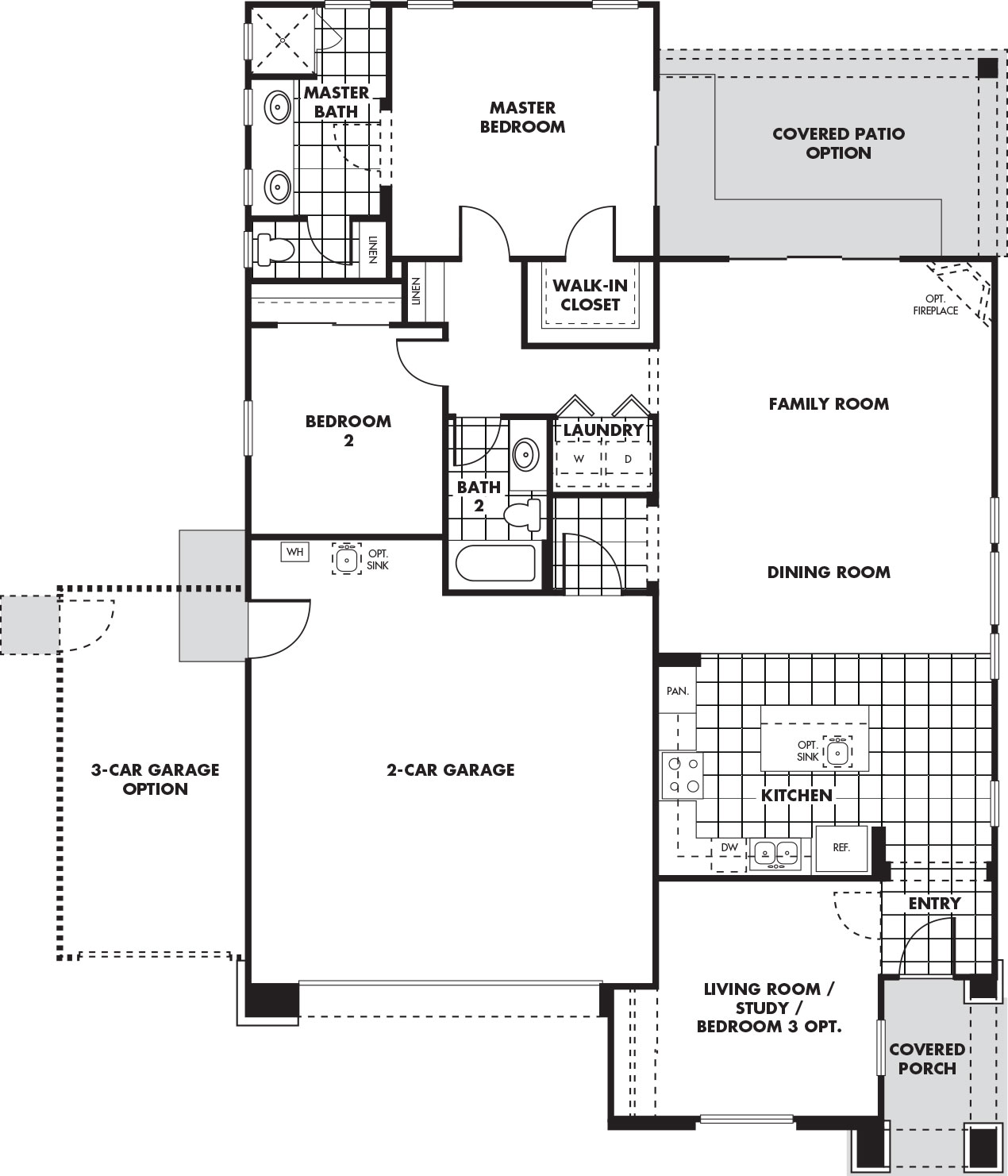 Terra Ranch Floor Plan - JKB Living on very simple ranch house plans, patio layout plans, ranch luxury floor plans, ranch hacienda floor plans, ranch house floor plans, ranch cabin floor plans, ranch duplex floor plans, ranch french country floor plans, home plans with open floor plans, ranch basement floor plans,