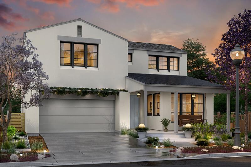 Portello - New Homes in Windsor California [lots, community