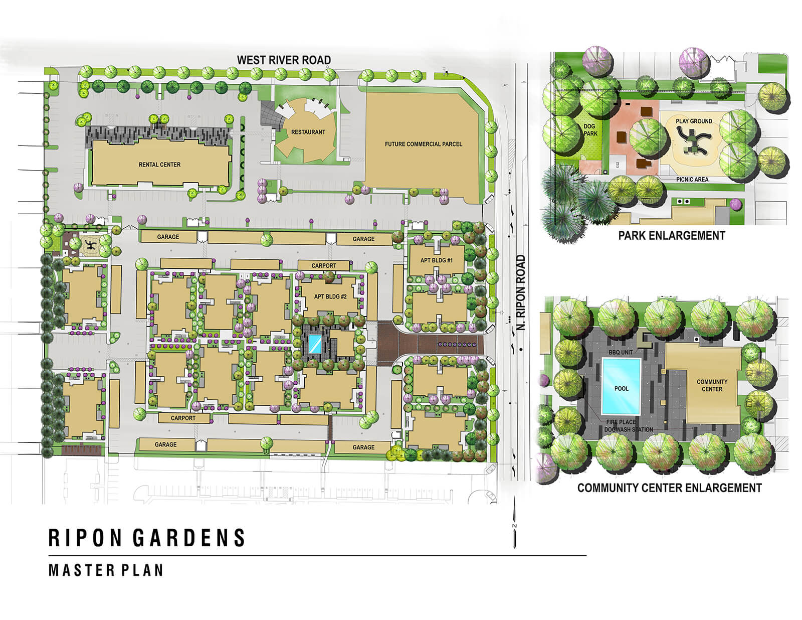 Ripon Mixed Use Plan